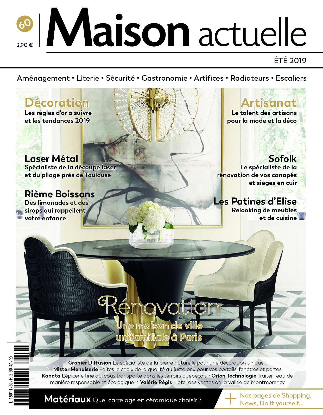 Magazine Maison Actuelle