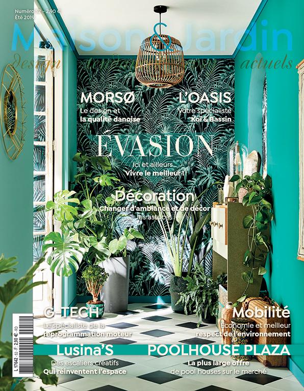 Magazine Maison & Jardin actuels | HD Media Groupe
