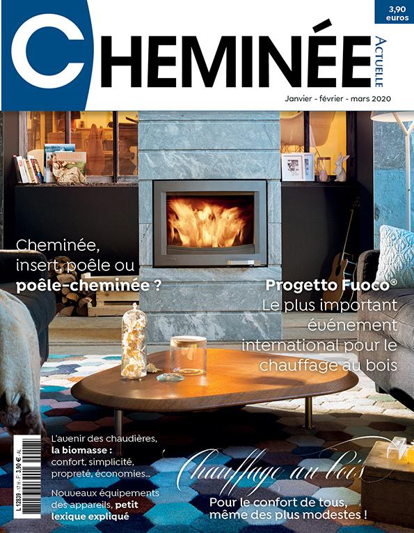 Magazine Cheminée Actuelle
