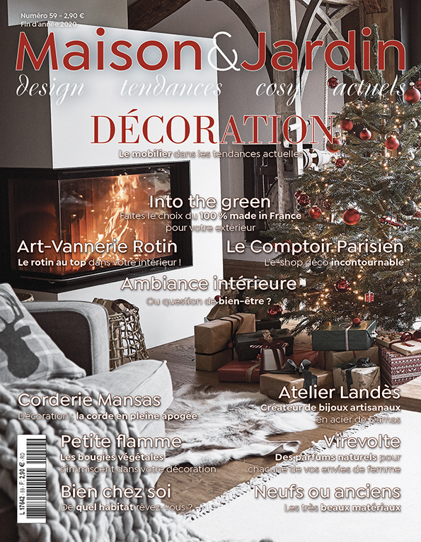 Magazine Maison & Jardin actuels
